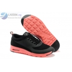 Nike Air Max Thea Print Black Pink Running Shoes
