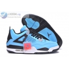 Air Jordan 4 Gamma Blue Mens Basketball Shoes