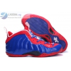 Nike Air Foamposite One Blue Red