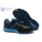 Nike Air Pegasus 29 Leather Black Blue Trainers