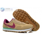 Mens Nike Air Pegasus 83 Suede Beige Purple