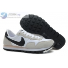 Nike Air Pegasus 83 Suede White Grey Black