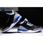 wholesale Air Jordan 3 Sport Blue Mens Sneakers