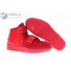 wholesale Nike Air Yeezy 2 All Red