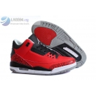 wholesale Air Jordan 3 Retro Red Toro