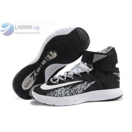Nike Zoom HyperRev Black White Kyrie Irving Shoes
