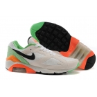 Nike Air Max 180 Safari White Orange Green