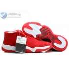 Air Jordan Future Red White Mens Sneakers