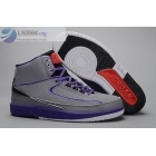 wholesale Air Jordan 2 Iron Purple Infrared 23