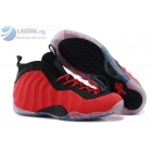 wholesale Nike Air Foamposite One Red Suede