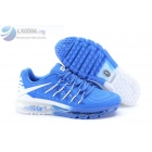 wholesale Nike Air Max 2015 Blue White Mens Running Shoes
