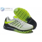 wholesale Nike Air Max 2015 White Black Volt Mens Sneakers