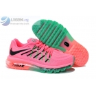 wholesale Girls Nike Air Max 2015 Pink Running Shoes