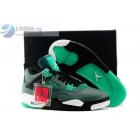 wholesale Air Jordan 4 Teal Mens Basketball Shoes