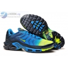 Nike Air Max Plus TN Multi Color Gradient Blue Volt