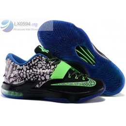 Nike KD 7 Electric Eel Mens Basketball Shoes
