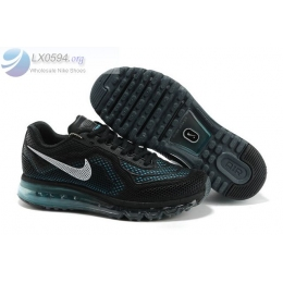 Nike Air Max 2014 Limited Edition Black Mens Sneakers