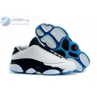 Air Jordan 13 Low Hornets Mens Sneakers