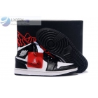 wholesale Air Jordan 1 Retro High OG Black White Mens Sneakers
