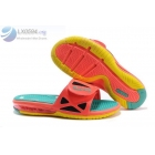 Nike Air Lebron 2 Slide Elite Red Black Mens Sandals