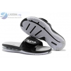 Nike Air Lebron 2 Slide Elite Black White Mens Sandals