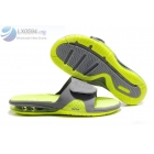 Nike Air Lebron Slide Grey Volt Mens Sandals