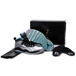 Air Jordan 10 Lady Liberty Womens Basketball Shoes