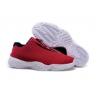 wholesale Air Jordan Future Low Red White Mens Sneakers