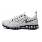 wholesale Nike Air Max Motion White Black Mens Running Shoes