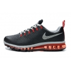 wholesale Nike Air Max Motion Black White Red
