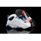 Air Jordan 7 Orion Blue Mens Sneakers