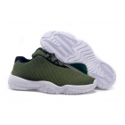 wholesale Air Jordan Future Low Faded Olive Mens Sneakers