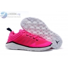 Air Jordan Pink White Womens Running Shoes