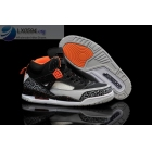 wholesale Air Jordan Spizike HALLOWEEN Black Orange