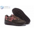 wholesale Womens Nike Air Max 1 MC SP Coffee Pink Camo Shoes