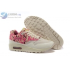 wholesale Womens Nike Air Max 1 MC SP Beige Pink Camo Shoes