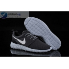 Womens NIKE ROSHE ONE Black Running Shoes