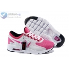 wholesale Womens Nike Air Max Zero White Pink Shoes