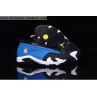 wholesale Air Jordan 14 Low Laney Blue Mens Sneaker
