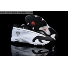 wholesale Air Jordan 14 Low BLACK TOE Mens Sneaker
