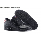 wholesale All Black Nike Air Max 90 USA Independence Day