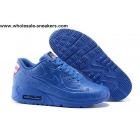 wholesale All Royal Nike Air Max 90 USA Independence Day