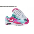 Kids Nike Air Max Zero Blue Pink Shoes