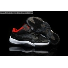 Air Jordan 11 IE Low Bred Mens Basketball Shoes