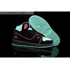 Air Jordan 1 Flight 2 Black Jade Womens Sneaker