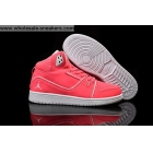 wholesale Air Jordan 1 Flight 2 Pink White Womens Shoes