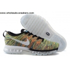 Nike Flyknit Max Multi Color Mens Running Shoes