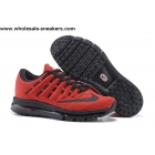 Nike Air Max 2016 Red Black Mens Sneaker