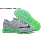 Nike Air Max 2016 Grey Jade Mens Running Shoes