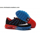 Nike Air Max 2016 Black Red Blue Mens Sneaker